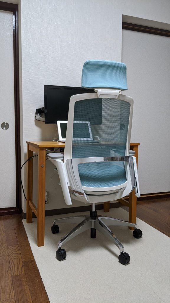オカムラ椅子